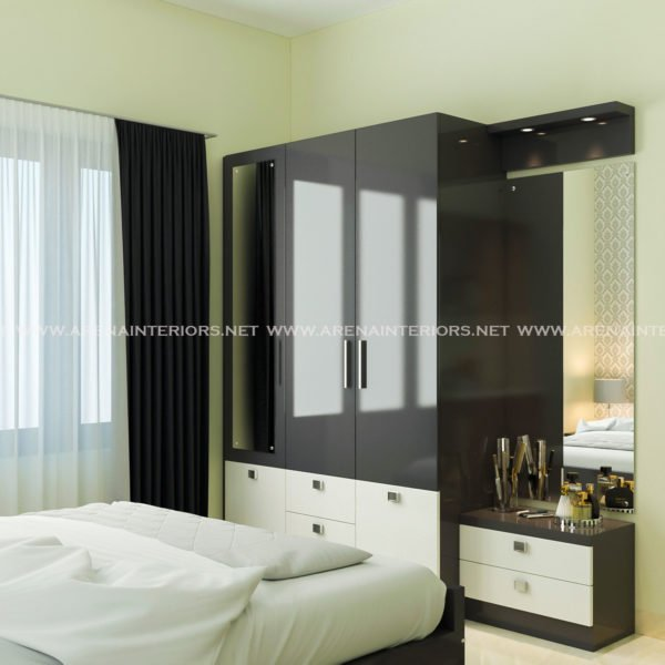 Dressing unit in products